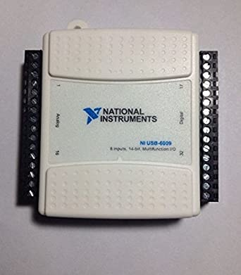NATIONAL INSTRUMENTS DAQ DRIVER FOR PC