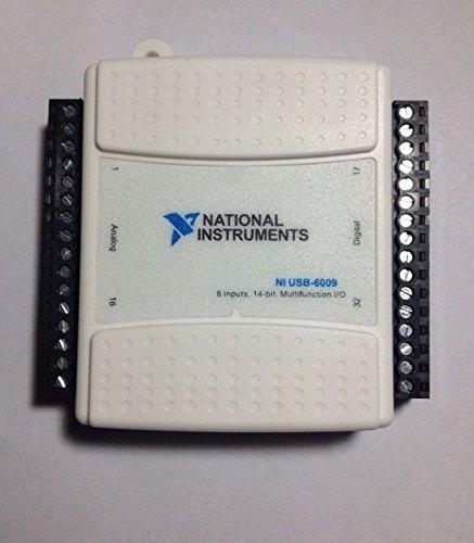 National Instruments  Ni Usb 6009 Low Cost Multifunction Daq 779026 01