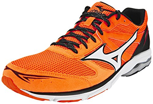Mizuno Wave Aero 15 Orange Clownfish Silver naranja