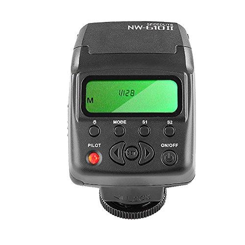 Neewer NW 610II Display camera Speedlite