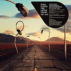 """Pink Floyd Records will release 'Pink Floyd The Later Years', an 18-disc set (5 x CDs, 6 x Blu-Rays, 5 x DVDs, 2 x 7"""" plus exclusive photo book and memorabilia) covering the material created by David Gilmour, Nick Mason and Richard Wright fro..."""