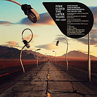 The Later Years by Pink Floyd (B07X2M36TF) | Amazon price tracker / tracking, Amazon price history charts, Amazon price watches, Amazon price drop alerts