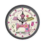 CafePress-Sewing Room-Wall Clock