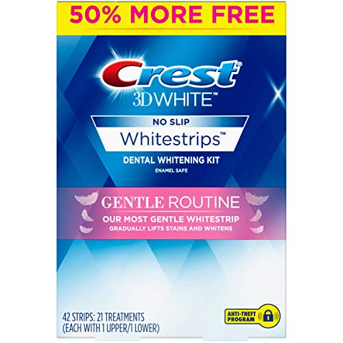 3D White Professional Effects Whitestrips Teeth Whitening Strips Kit - Value Pack