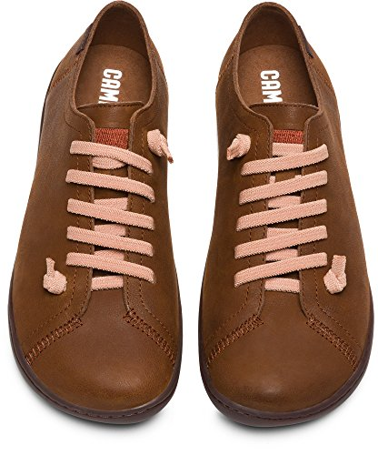 mode Brown Camper femme Baskets Medium 20848 qSZ4PH