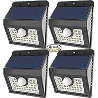 Vivii 30 led Solar lights, Super Bright LED Security...