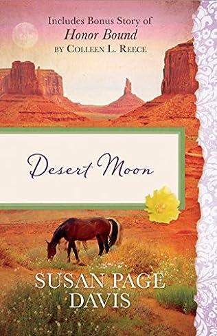 book cover of Desert Moon