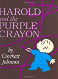 Harold and the Purple Crayon, Crockett Johnson, 0060229365