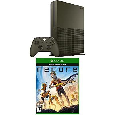 Xbox One S 1TB Console - Battlefield 1 Special Edition Bundle + Recore Game
