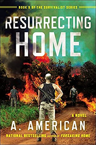 book cover of Resurrecting Home