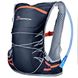 Mardingtop Hydration Backpack Vest Hydration Pack for Skiing, Running, Hiking, Cycling M5940