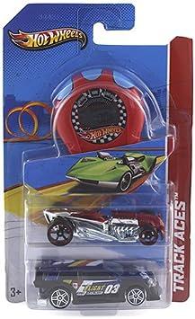 Hot Wheels G2960 - Pack 2 Vehiculos + Crono, Mattel (surtido ...