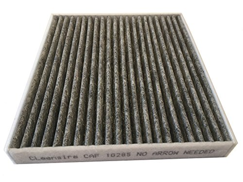 Cleenaire CAF10285A New High Airflow Version Of The Most Advanced Protection Against Smog Bacteria Dust Viruses Allergens Gases Odors, Cabin Air Filter For Lexus Toyota Scion Subaru