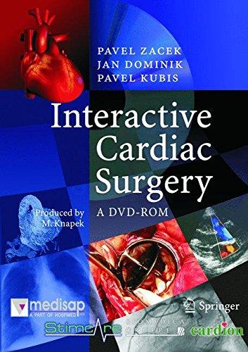 Interactive Cardiac Surgery: A DVD-ROM