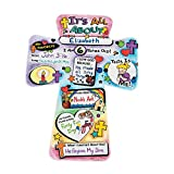 Color Your Own''It's All About Me'' Cutout Crosses