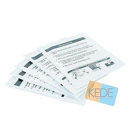A5002 Tarjetas de limpieza 50piezas Compatible para Evolis ...