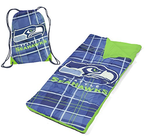 Seattle Seahawks Sleeping Bag Seahawks Sleeping Bag