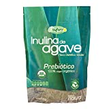Enature Inulina de Agave Orgánico, Sabor Natural, 500 g