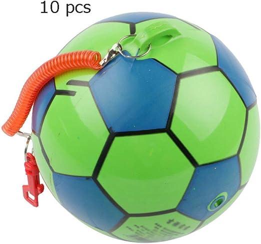 Entrenamiento de fútbol de la bola 10 Unids Juguetes de Jardín de ...