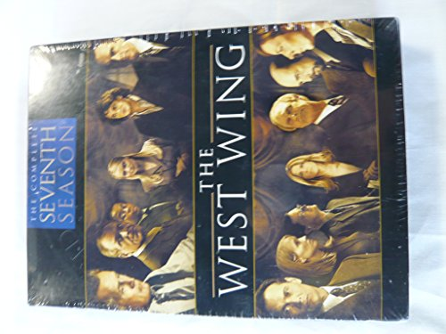 WEST WING-COMPLETE 7TH SEASON (DVD/6 DISC/WS-1.78/ENG-FR-SP (Wing Disk)