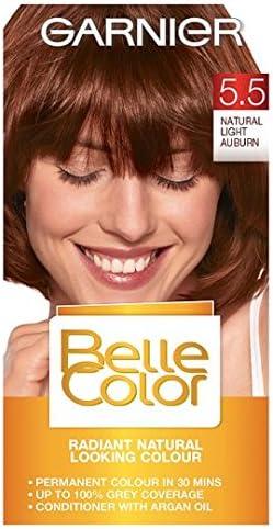 Garnier Belle Color 5.5 Light Auburn: Amazon.es: Salud y ...