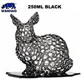 Wanhao - Impresora 3D (250 ml, resina UV), Negro , 1