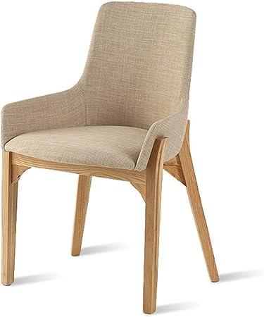 silla con brazos de madera dormitorio