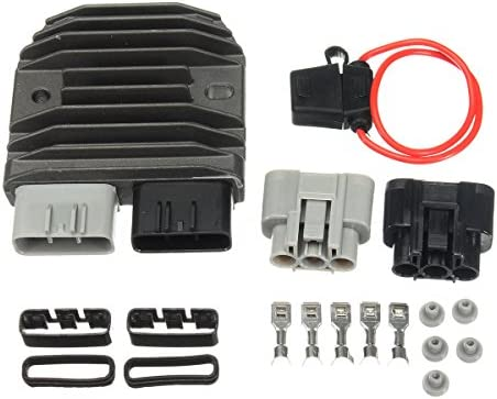 FH020AA Mosfet Regulator Rectifier 50 AMP /& Upgrade kit Replacement SHINDENGEN ATV Motorcycle Snowmobile PWC OEM