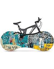 Kelsport Funda Elástica Universal de Bicicletas para Almacenamiento en Interiores