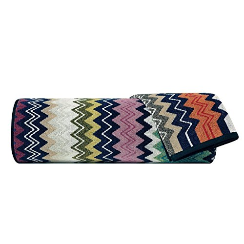 Missoni Home Taylor Bath and Hand Towels Set - 100 by Missoni