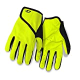 Giro GG24120 Youth Dnd Jr Ii Youth Gloves, Hi Yellow - XS