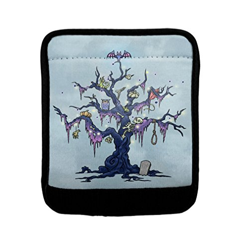 Halloween Tree Halloween Picture Luggage Handle Wrap Finder by Style in Print