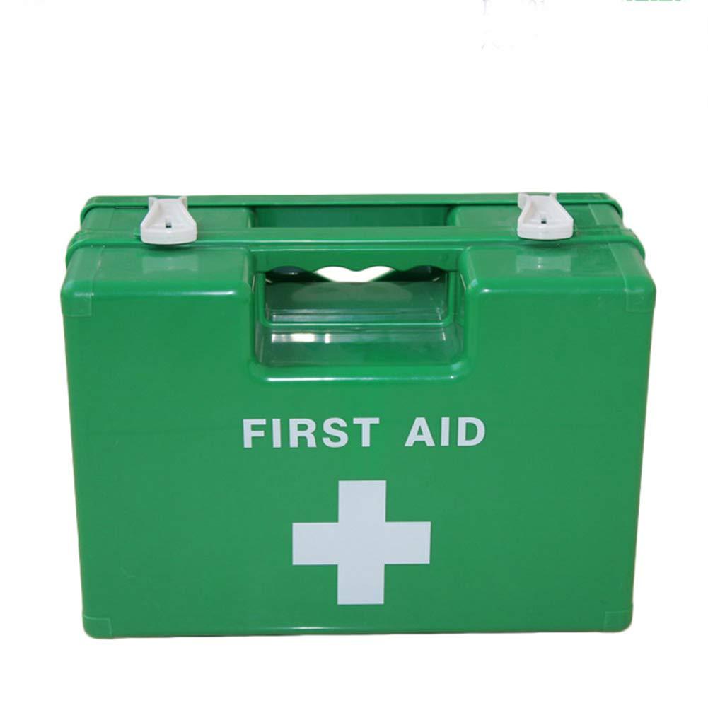 Erste-Hilfe-Kit, Erste-Hilfe-Kit Für Zuhause Und Büro, Tragbare Erste-Hilfe-Ausrüstung 15.7  12  6