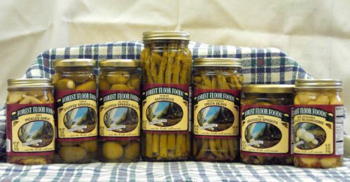 Gourmet Pickled Vegetable Assortment (Asparagus Pickled)