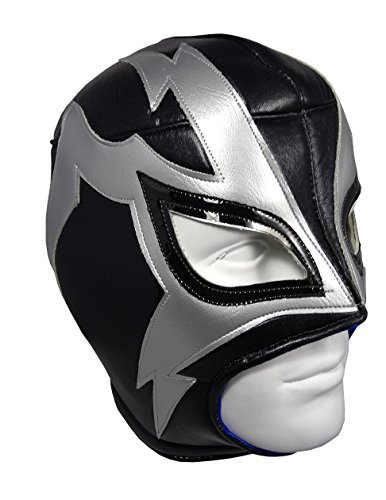 SHOCKER Lucha Libre Wrestling Mask (pro-fit) Costume Wear - -