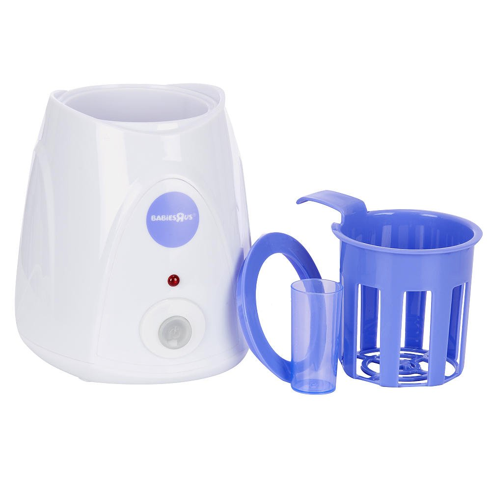 Amazon.com : Babies R Us Purely Simple Single Bottle Warmer : Baby ...
