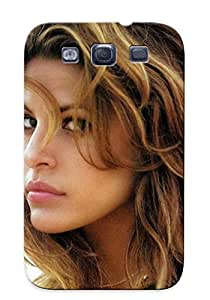 Protective Tpu Case With Fashion Design For Galaxy S3 (eva Mendes (172) )