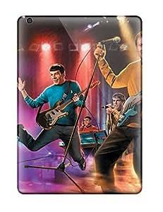 ASiRWge1912iUXfa The Star Trek Band YY-ONE High Quality Ipad Air Case Skin