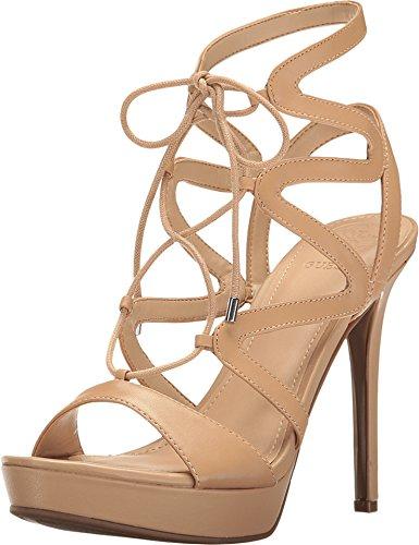 Guess Womens Aurela3 Platform Sandal