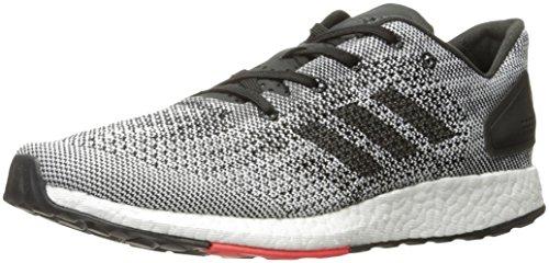 3710869891f adidas Men s Pureboost DPR Running Shoe Five Dark Solid Grey Two