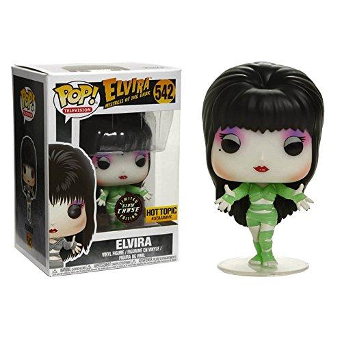 - Elvira Mummy Glow in the Dark Exclusive Chase Edition