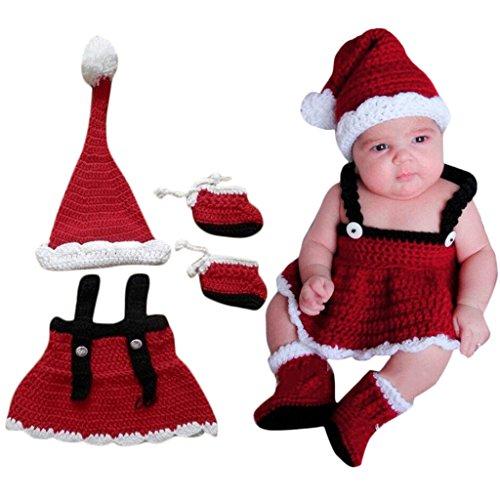 9adf9ee95 chendongdong recién nacido Foto Fotografía Props Disfraces Crochet ...