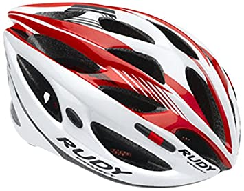 Casco Rudy Project Zumax Blanco-Rojo 2017: Amazon.es: Deportes y ...