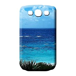 samsung galaxy s3 Shock Absorbing High Grade For phone Cases mobile phone carrying skins beach in bermuda