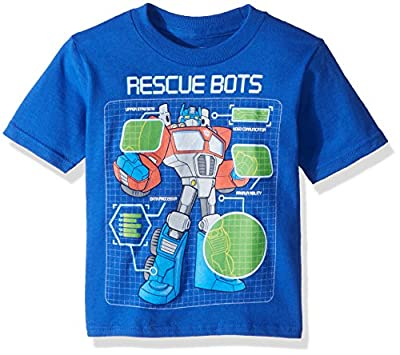 Transformers Toddler Boys' Rescue Bots