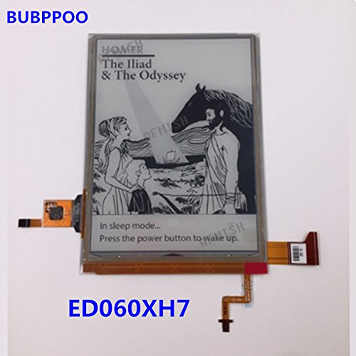 WILLAI ED060XH7 100% new display LCD for ONYX BOOX Vasco da Gamae touch panel+LCD Book Reader Eink Carta 2 ED060XH7