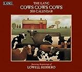 Cows Cows Cows 2010 Wall Calendar