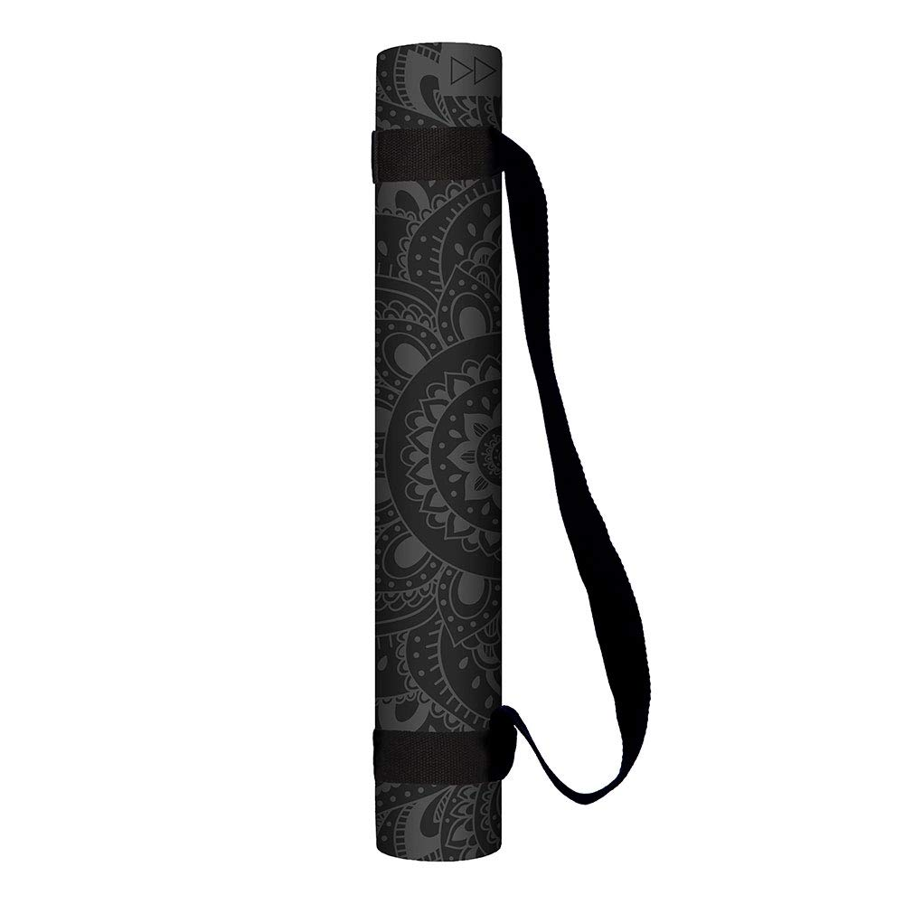 YOGA DESIGN LAB 4 Colors The Infinity Mat Eco-Friendly w//Carrying Strap! Luxurious Unique Non-Slip Design Provides Unparalleled Grip to Support and Align You Beautifully
