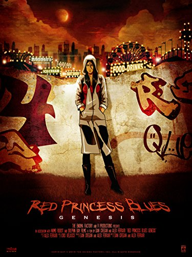 Red Princess Blues  Genesis  Anime