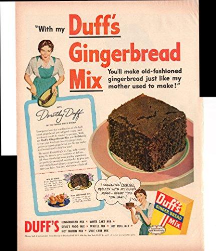 duffs-gingerbread-mix-reddi-wip-desserts-2-page-1950-antique-advertisement